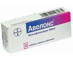 Avelox 400 mg vit c